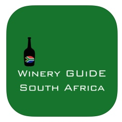 winery guide south africa ios